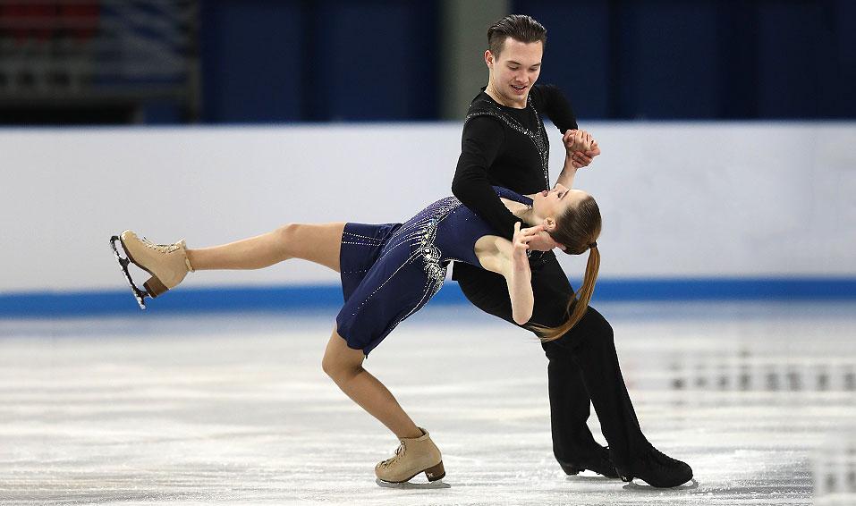 Profile – Yana Buga & Georgy Pokhilyuk