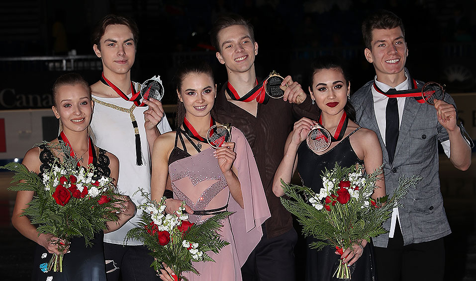 Recap: 2018 Junior Grand Prix Final