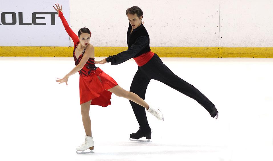 Profile – Molly Cesanek & Yehor Yehorov