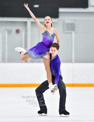 Sophia Kagolovskaya & Kieran MacDonald