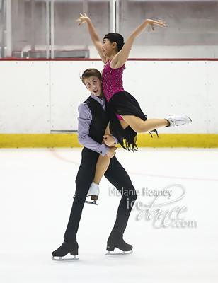 Kiera Kam & Mathew Carter