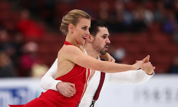 Recap: 2019 Four Continents Rhythm Dance