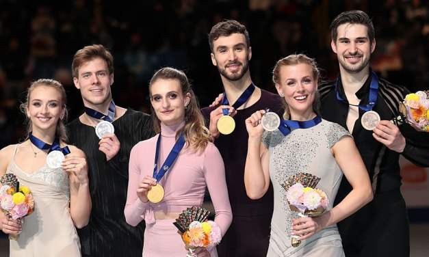 Recap: 2019 World Championships Free Dance
