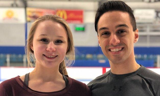 Getting to Know: Katrine Roy & Claudio Pietrantonio
