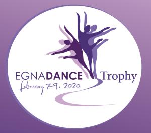 Egna Dance Trophy Logo