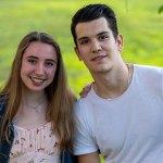 Getting to Know: Emily Bratti & Mathieu Couyras