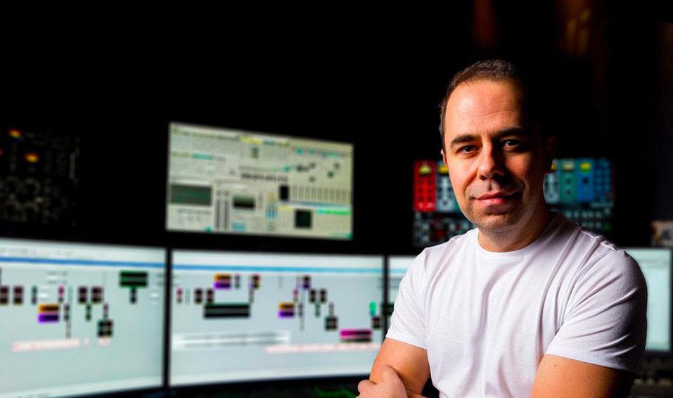 Hugo Chouinard: The man behind the music