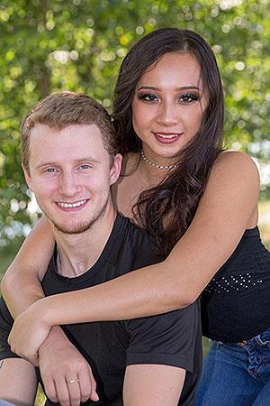 Hilary Asher & Kyle Pearson
