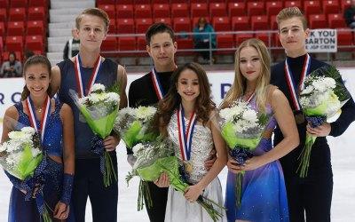 Recap: 2019 Junior Grand Prix Lake Placid