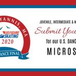 We're building a microsite for the U.S. Dance Final!