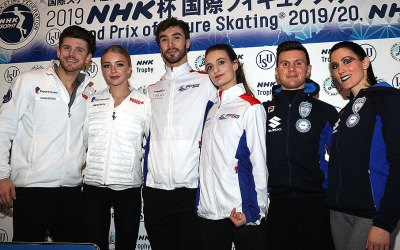 Recap: 2019 NHK Trophy