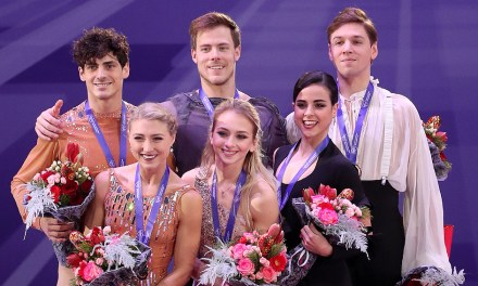 Photos – 2019 Rostelecom Cup