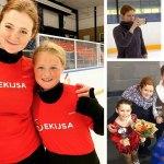 Skating Moms Series: Ashley Foy Tervoort