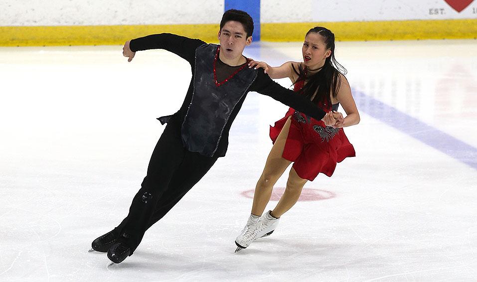 Profile – Angela Ling & Caleb Wein