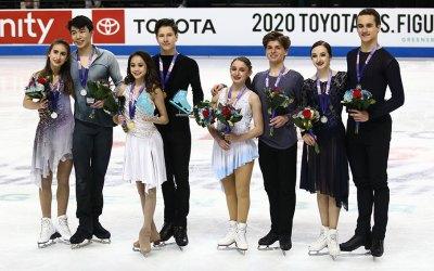 Recap: 2020 U.S. Nationals Junior Dance
