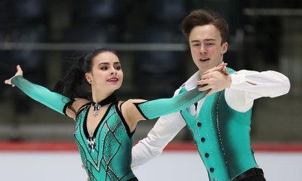 Profile – Julia Alieva & Artur Biktimirov