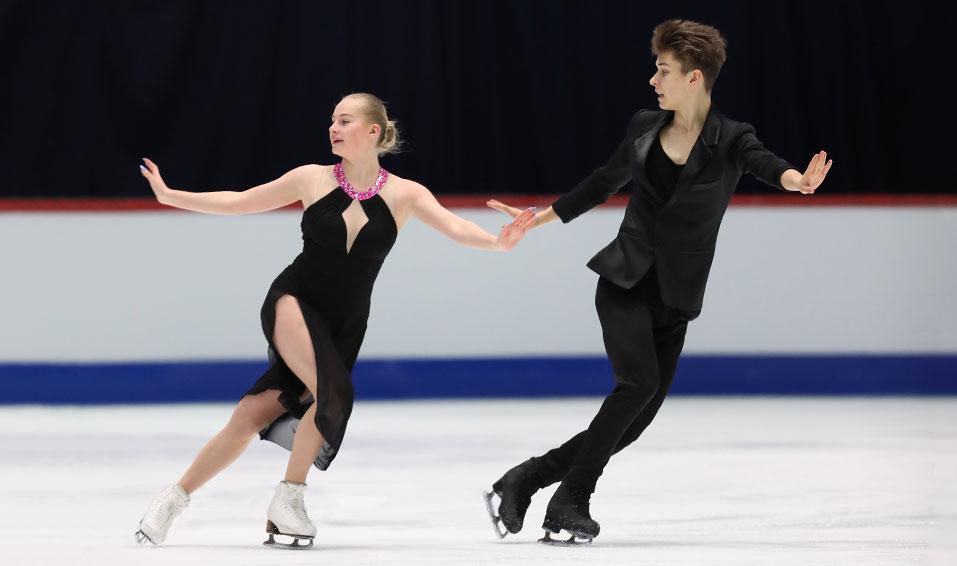 Profile – Oliwia Borowska & Filip Bojanowski