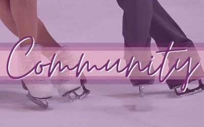Blog 1: IDC Checks In with the Ice Dance Community