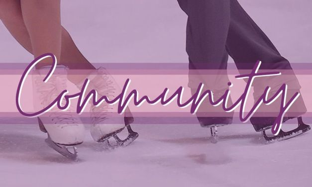 Blog 2: Ice Dance Community Connections