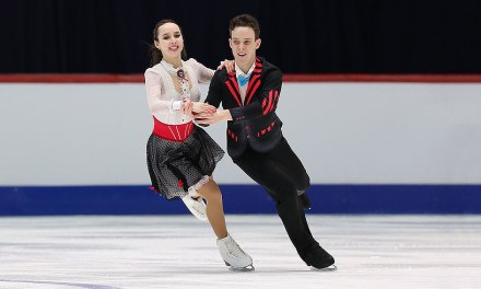 Profile – Mariia Nosovitskaya & Mikhail Nosovitskiy