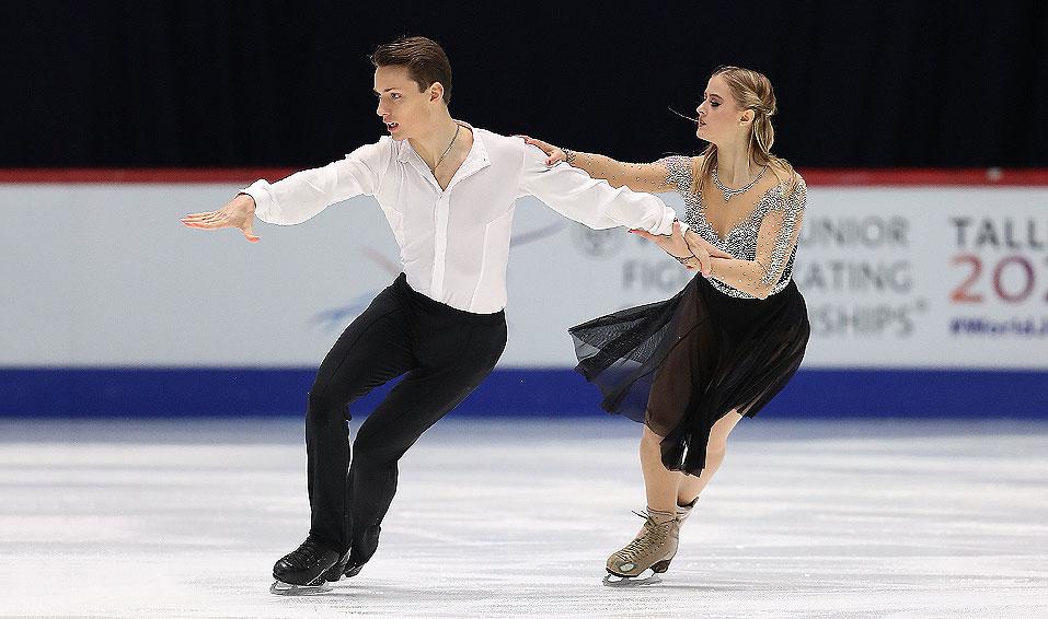Profile – Carolina Portesi Peroni & Michael Chrastecky