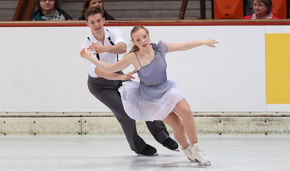 Profile – Amanda Peterson & Maximilian Pfisterer