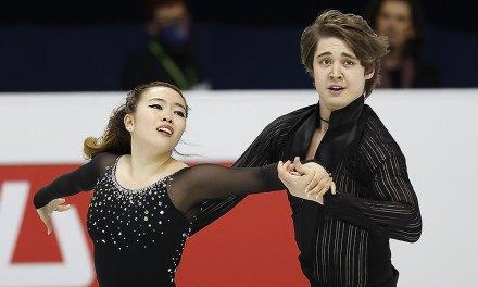 Profile – Maxine Weatherby & Temirlan Yerzhanov