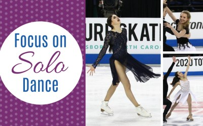 Focus on Solo Dance: Athlete Perspective (Part I)
