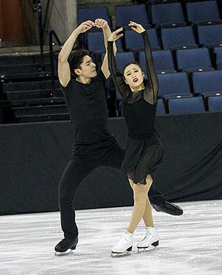 Angela Ling & Caleb Wein
