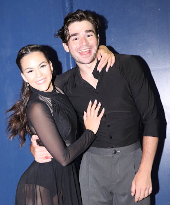 Shira Ichilov & Laurent Abecassis