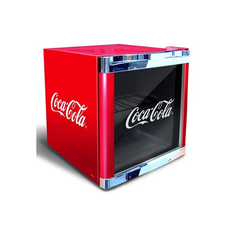 Drankenkoelkast Coca Cola 50L Met Een Glasdeur