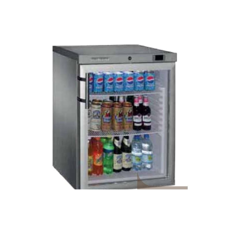 Petit frigo vitrine rfrigre pour lexposition des boissons 150L
