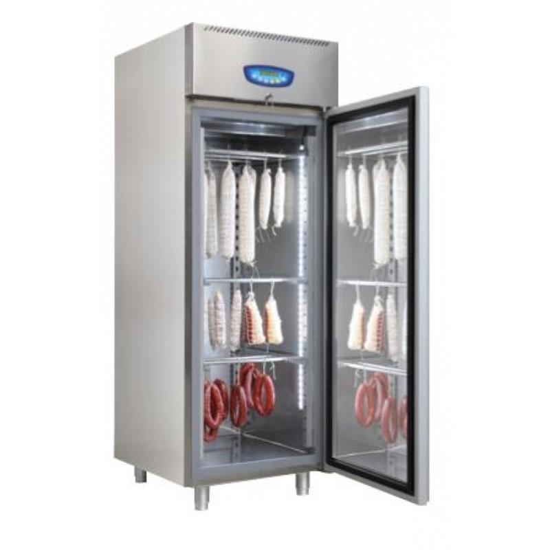 Armoire rfrigrateur de maturation pour viande 1 porte vitre