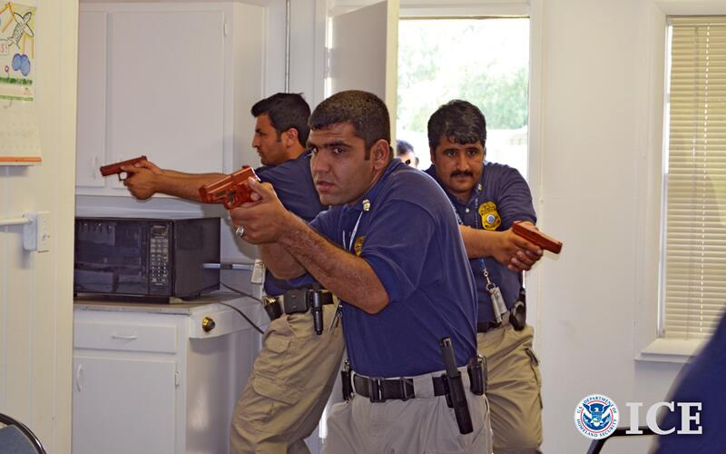 Afghan students complete DHS law enforcement course in Georgia  ICE