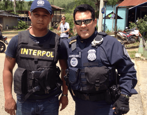 hsi honduran authorities arrest