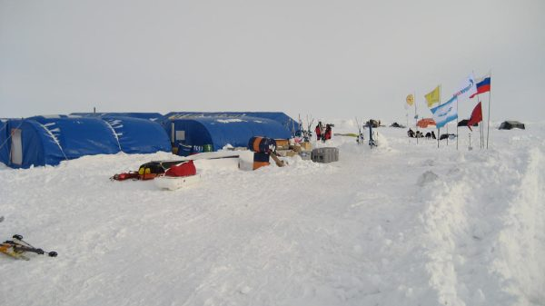 Ice Axe Expeditions » Blog Archive Storm Delay at Ice Camp ...