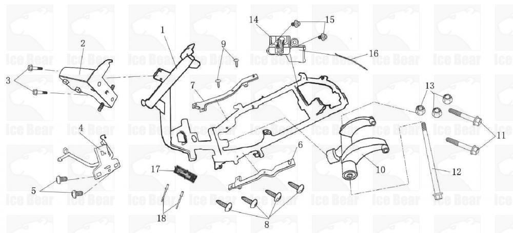 Df250rts Parts