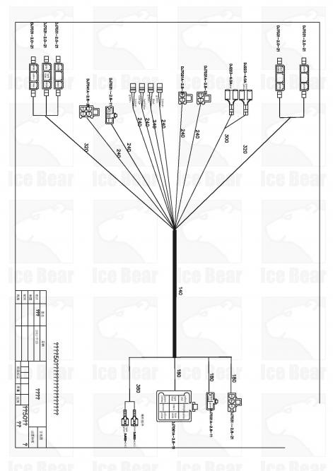 Ice Bear Pmz50 Scooter Wiring Diagram GY6 Carburetor