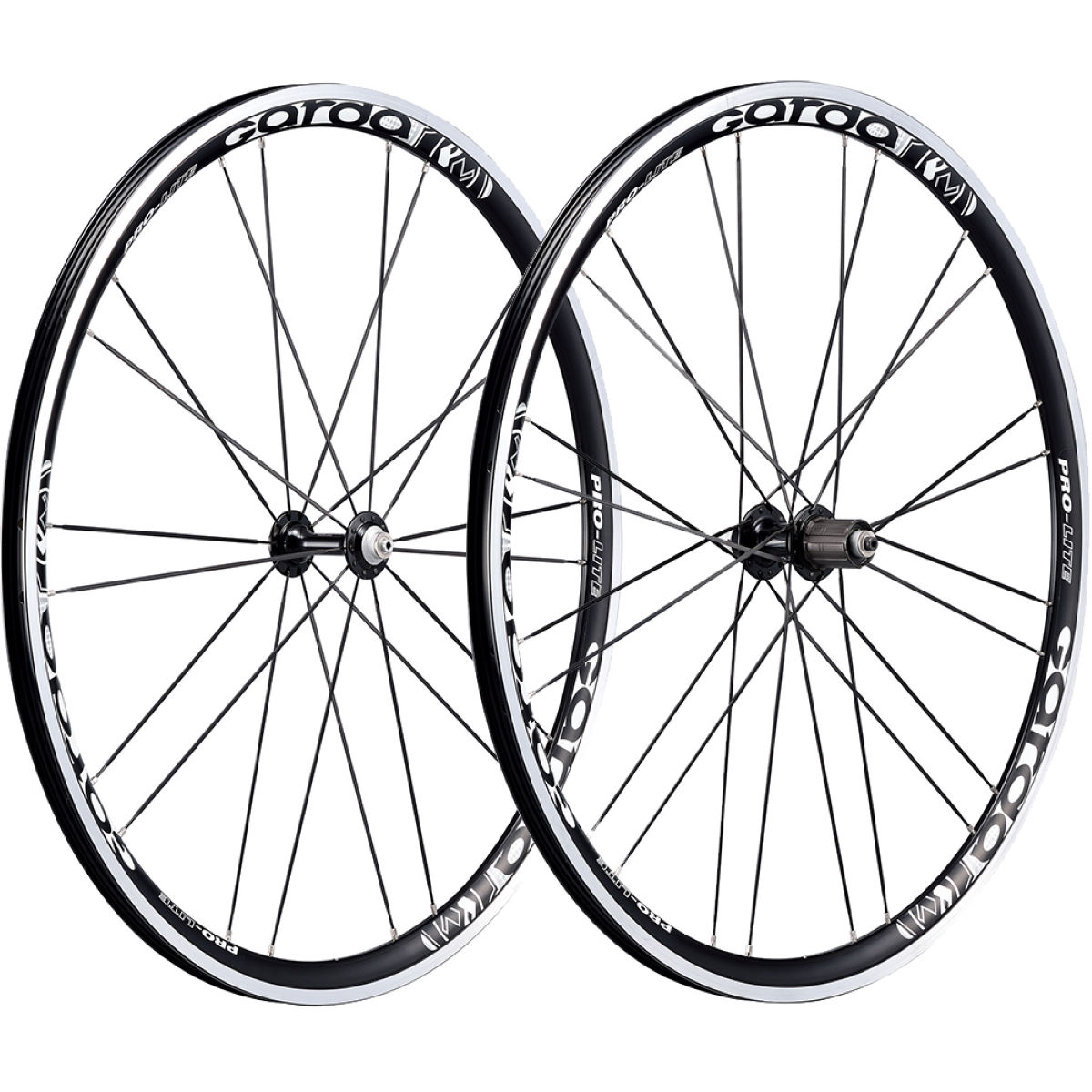 Pro Lite Garda Wider Rim Wheelsets For Everyday Use