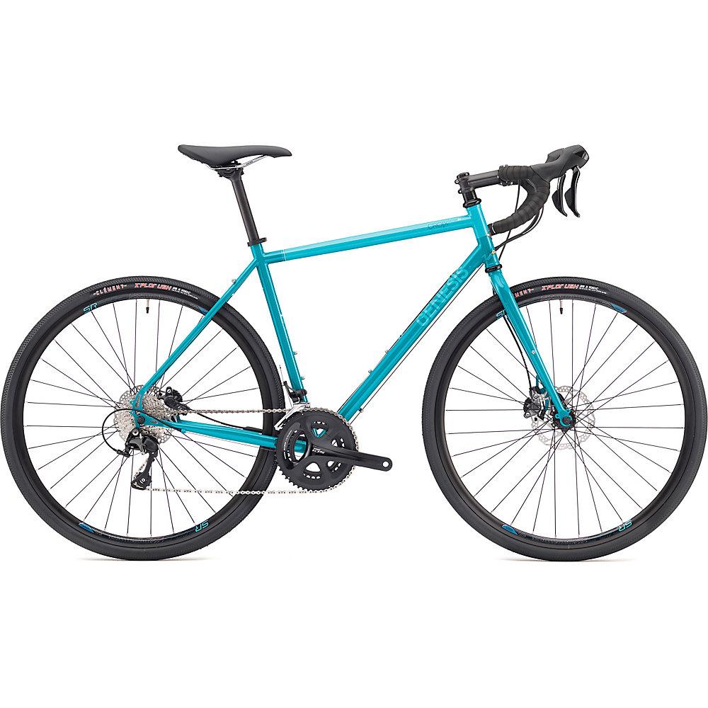High-end cyclocross bike: Genesis Croix de Fer review.