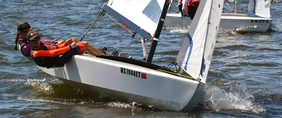 Our Summer Vacations Simons Victorious In X Boat Regatta