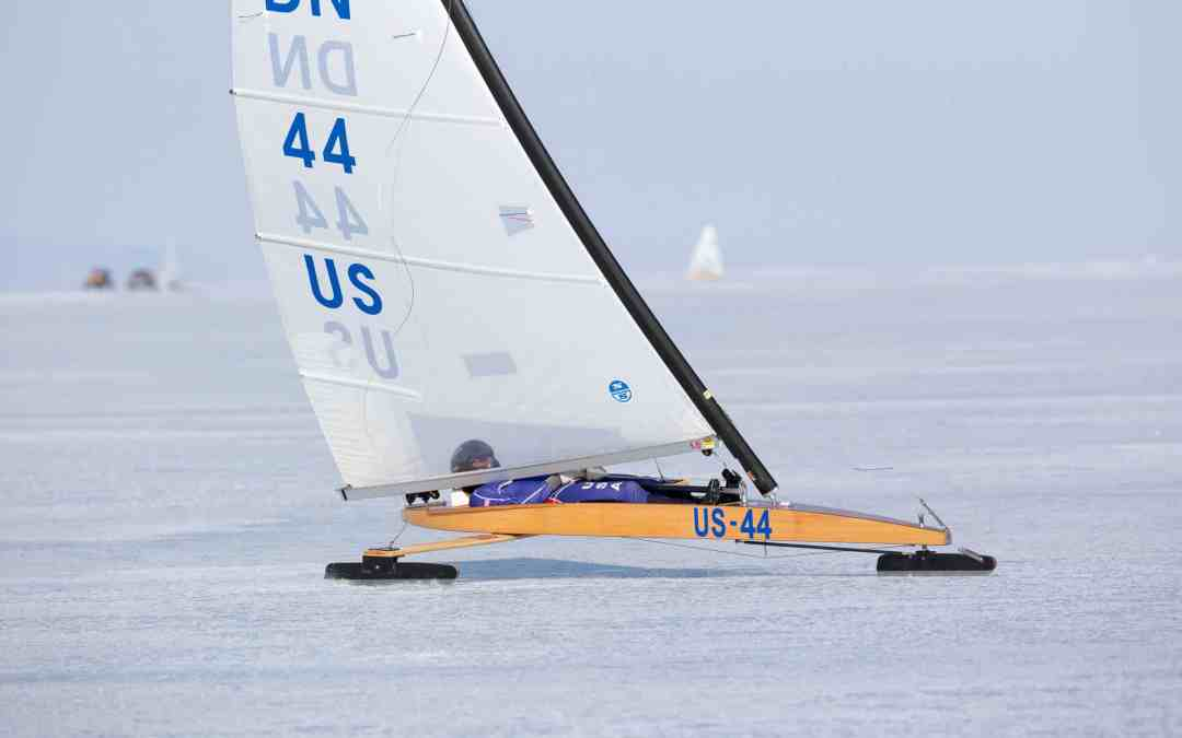 Show No. 20 Inside Great Lakes Sailing – Ron Sherry Iceboat World Champion