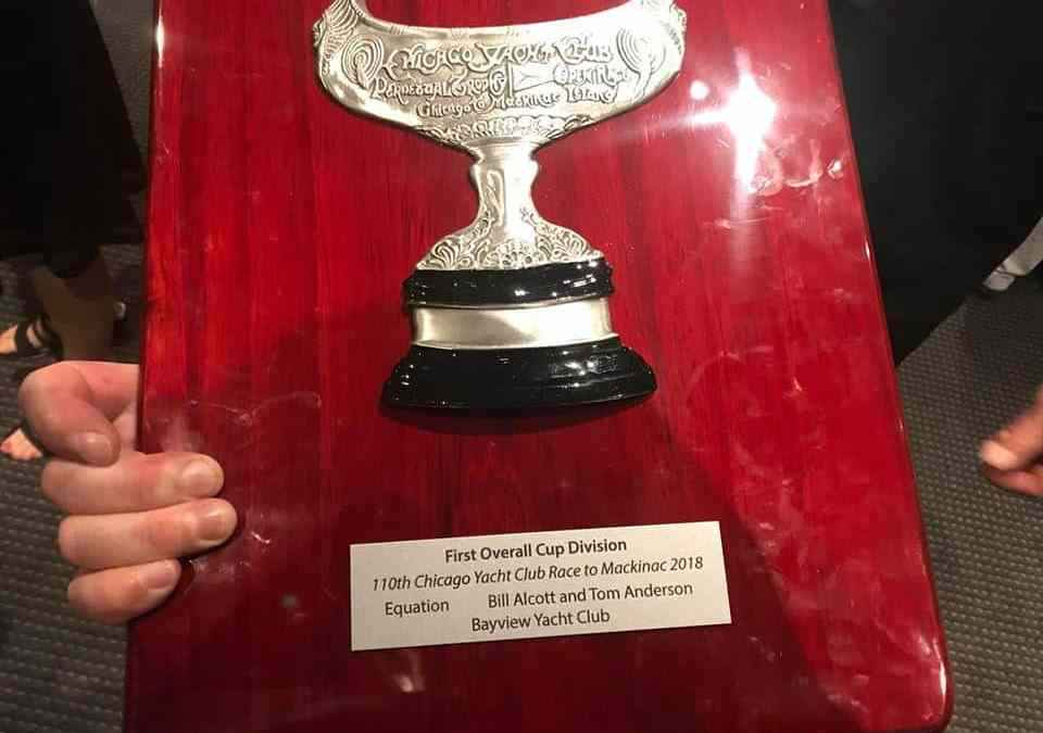 EQUATION Celebrates at the 2018 Mackinac Awards Banquet