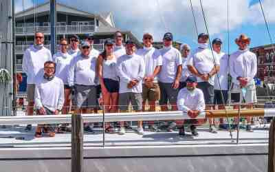 2020 Bayview Mackinac Race on Ohana
