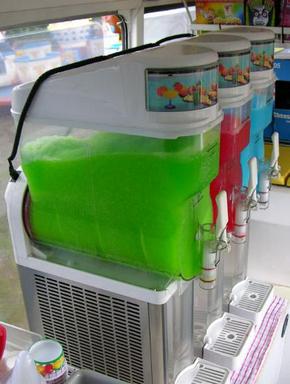 Sencotel Triple Slush Machine