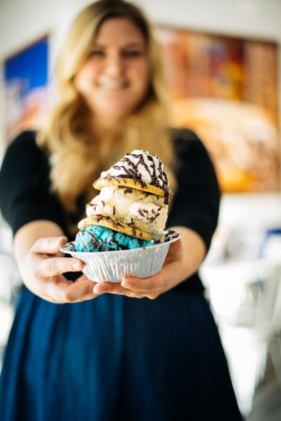 The Baked Bear - Ice Cream Sunday's