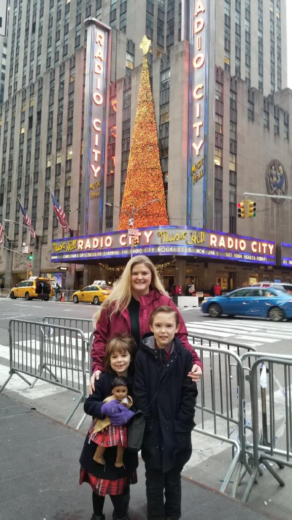 Christmas Spectacular featuring the Radio City Rockettes
