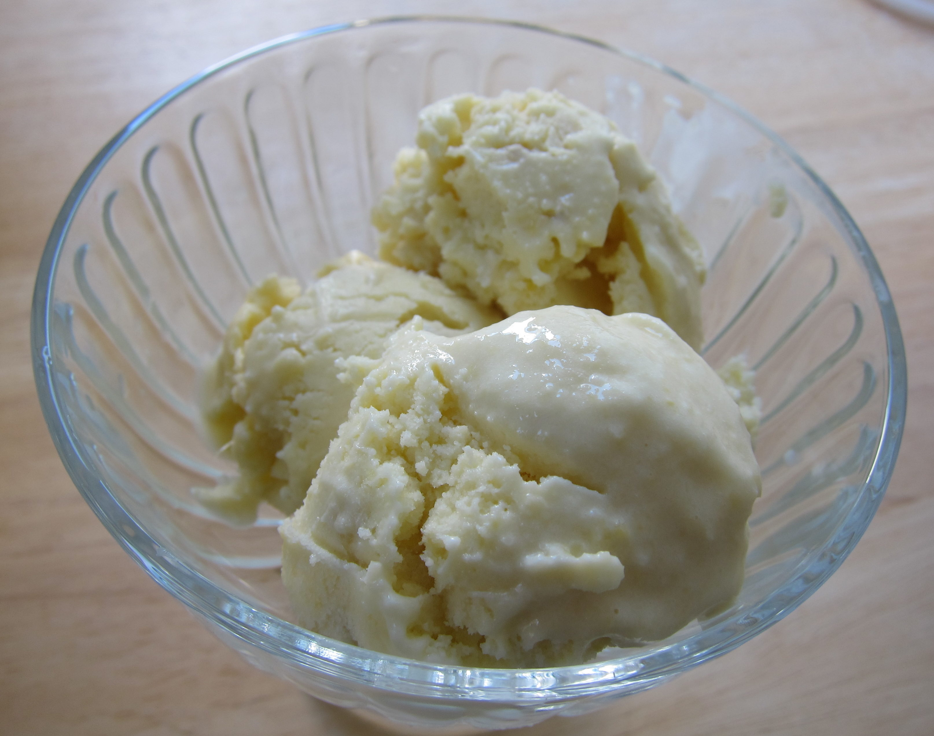 Sweet Corn Ice Cream