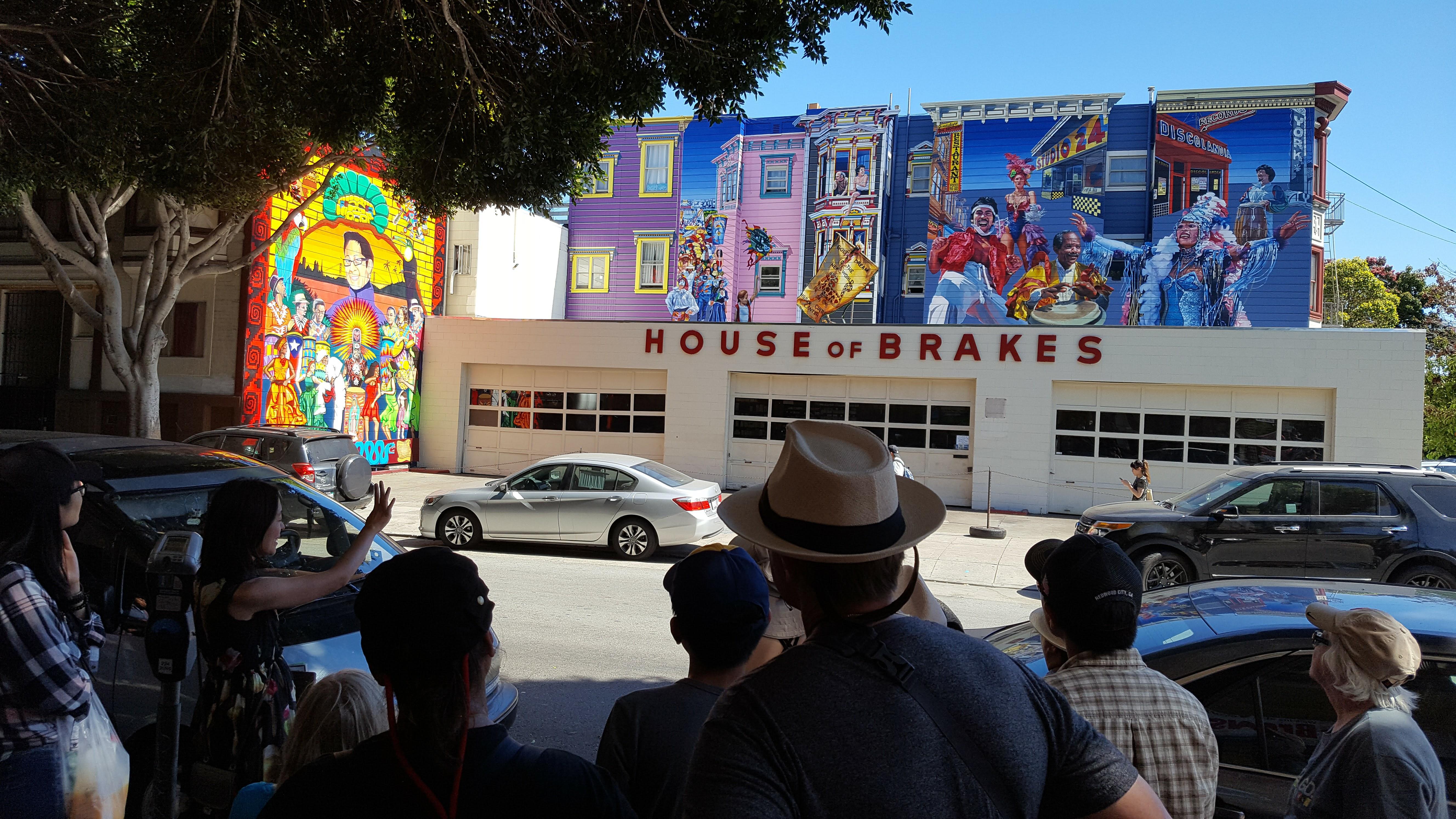 Ice Cream Tours in San Francisco