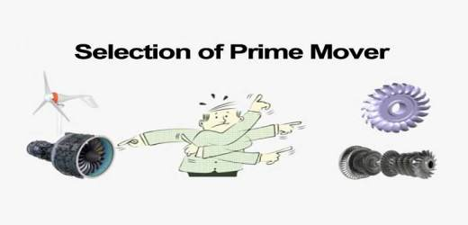 Turbine Selection Process At Power Plant | Selection of Prime Mover